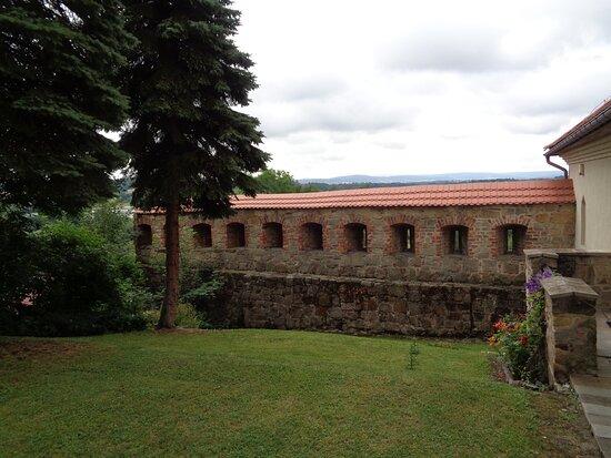 Walls of defense
