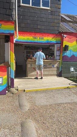 Colourful bar!