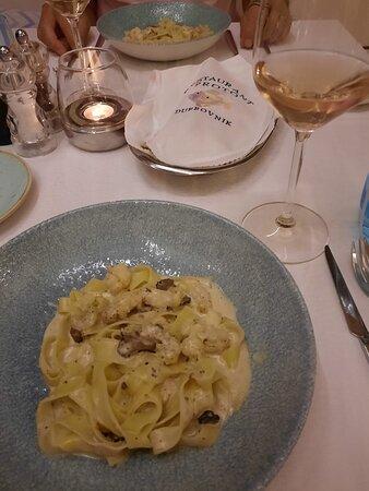 Unforgottable dinner and service