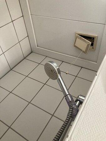 Skoedstrup, Dinamarca: badets ventilation