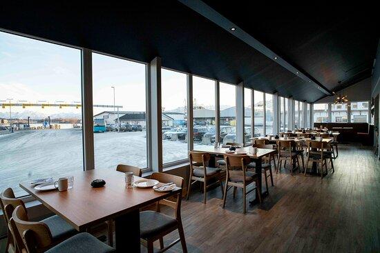 Melbu, Norway: Restauranten