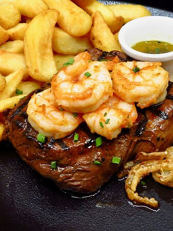 Got The Entertainer? Then Hurricane's Grill is the place to be.   Buy One, Get One Free on all main courses OR get 25% off your total bill. Come hungry!