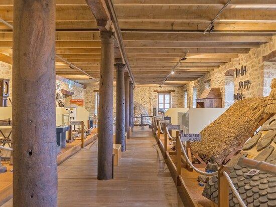 Musee des Arts & Metiers traditionnels Salles-la-Source
