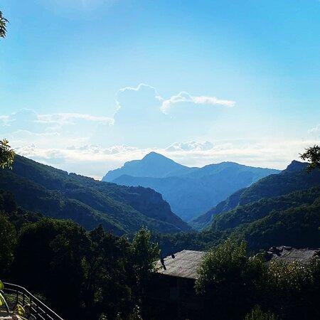 Caprauna, Italia: View from our garden, isn't  beautiful?