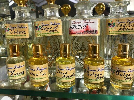 Imran Perfumes