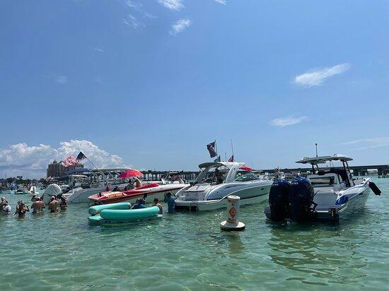 Crab Island Cruises LLC