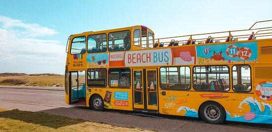 Buster's Beach Bus