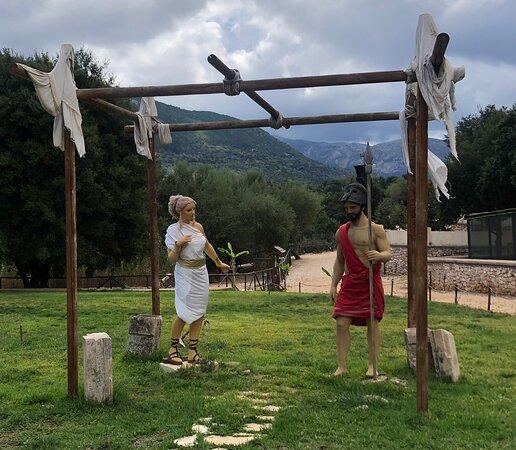 Odysseus Zoo Land