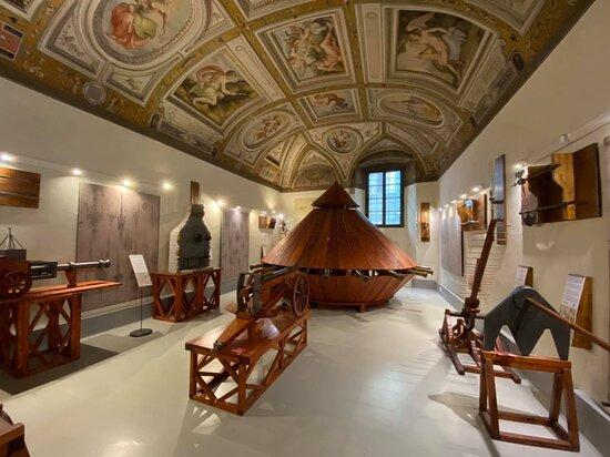 Museo Leonardo Da Vinci