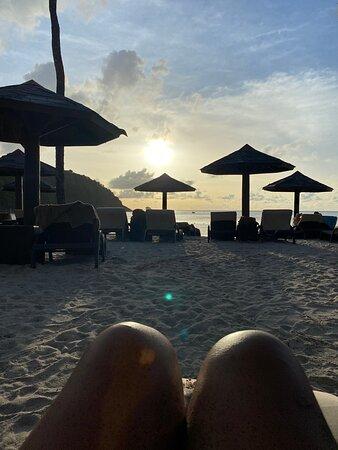 Sunset @ The Beach Royalton