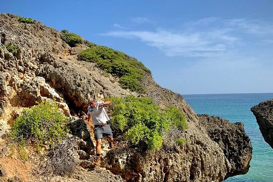 Small Group Survival Beach Adventure Hike