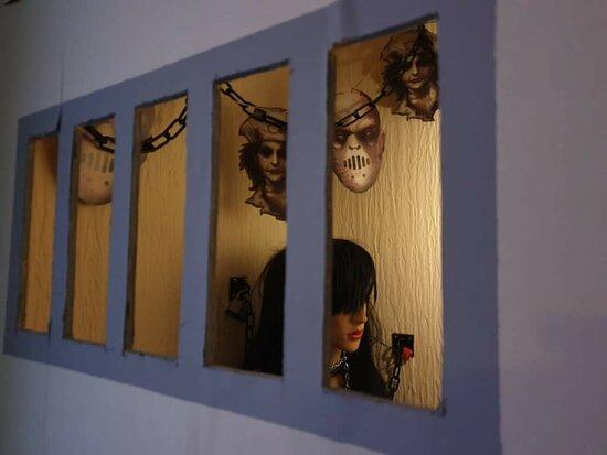 Escape Room - Sweeney Todd Otbarbers