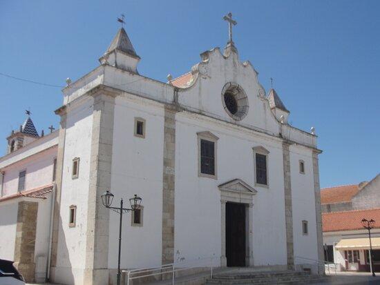 Igreja De Matriz De S.Paulo