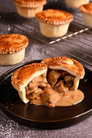 Pot Pie Series from Bakery & Cafe