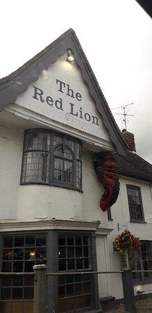 Martlesham, UK: the front