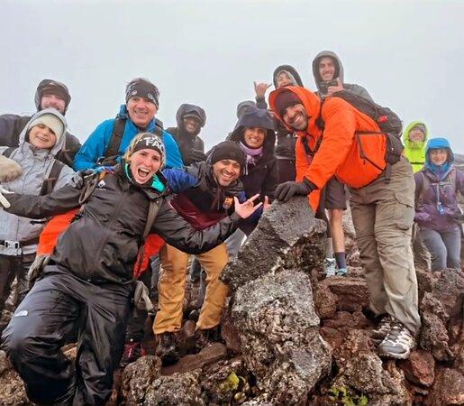 Night Climb to Pico Mountain in Small Groups صورة فوتوغرافية