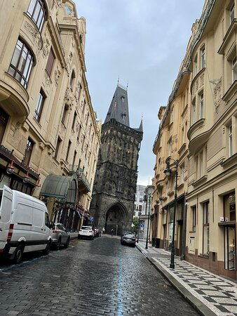 The best middle eastern cuisine in Prague