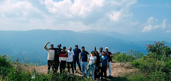 Madikeri, India: Trekking with private waterfalls. Explore the untouched places in coorg. Dm for booking