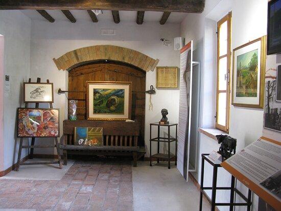 Casa Museo Antonio Ligabue