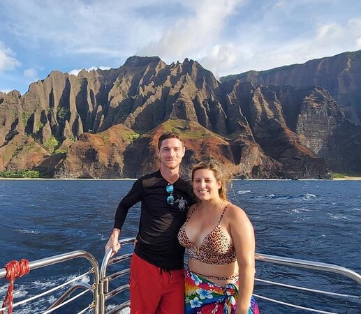 Фотография LUCKY LADY - Deluxe Na Pali Sunset Snorkel Cruise