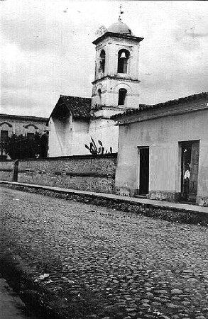 San Salvador de Jujuy, Argentina: a principios del siglo pasado