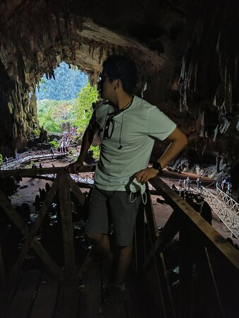 Un hermoso lugar para ir a visitar , no puedes ir a tingo sin ir a la cueva de las lechuzas.