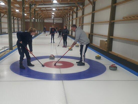 Alexandra Indoor Curling Rink