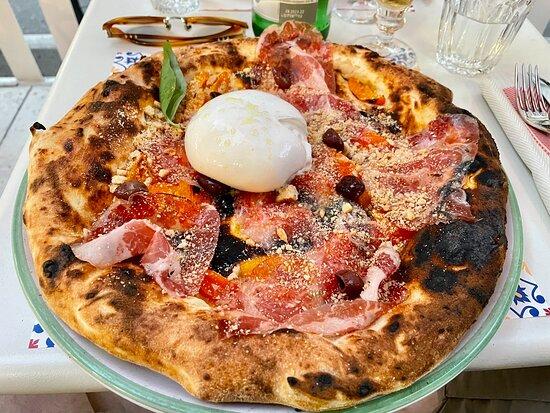 Buona pizza napoletana
