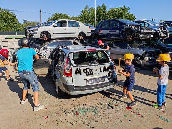 Avtolom Car Smash