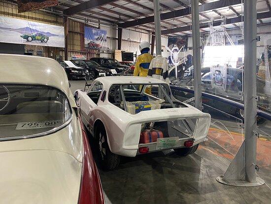 Saab Heritage Car Museum