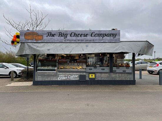 The Big Cheese Company