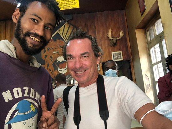 Addis Tour Guide