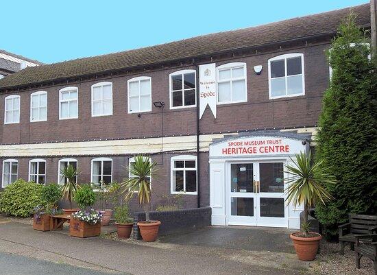 The Spode Museum Trust Heritage Centre