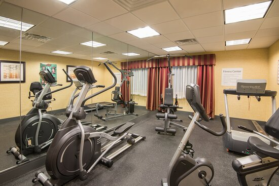 Wauseon, OH: Fitness Center equipment