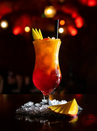 Fruity cocktail heaven in a glass!