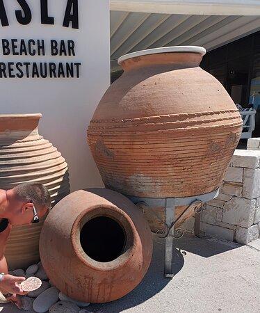 Beach Restaurant from Hotel Marina Beach