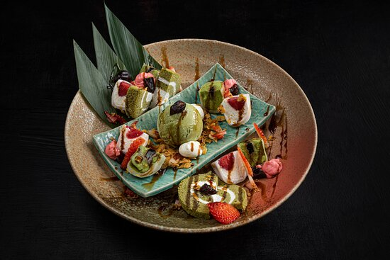 Mochi Platter