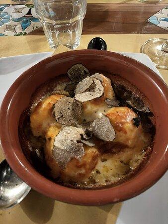 Ridracoli, איטליה: gheneflè