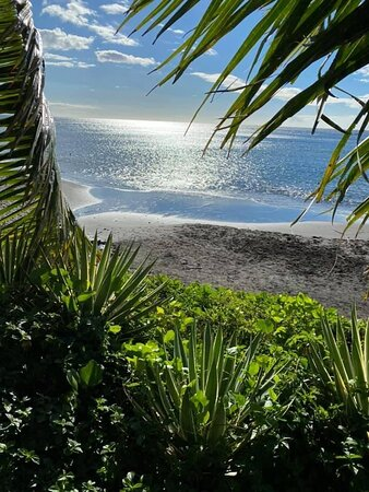 A very pleasant stay just outside of Papeete