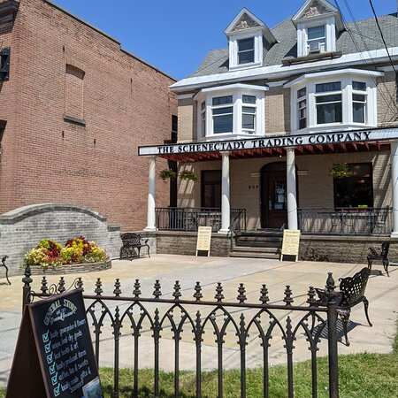 The Schenectady Trading Company