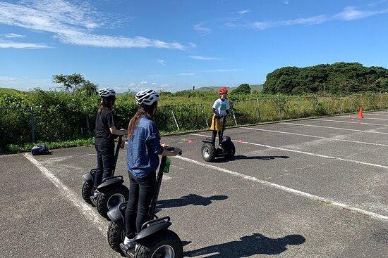 Private Segway Tour in Akiyoshidai