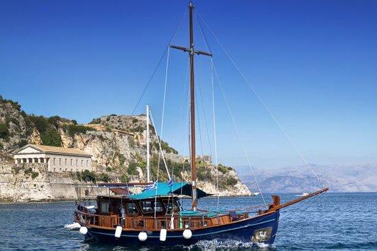 Corfu, Greece: Anemos