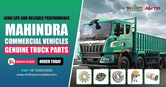 Μπανγκαλόρ, Ινδία: Best quality Spare Parts for Trucks at affordable price on #Shiftautomobiles. We have a wide variety of auto body parts serving in Bangalore. Our staff is ready to help. Highlights: Providing Outstanding Products, Offering Competitive Pricing.  Enquire Today at: +91 7338232829  Shop Truck Parts Now: http://shiftautomobiles.com/  Service: http://shiftautomobiles.com/mahindra-truck-bus-parts.html