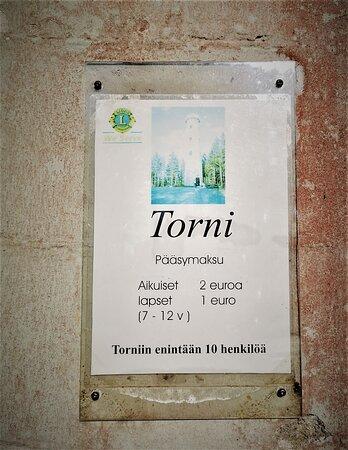 Valkeala, Finland: Elvingin Torni