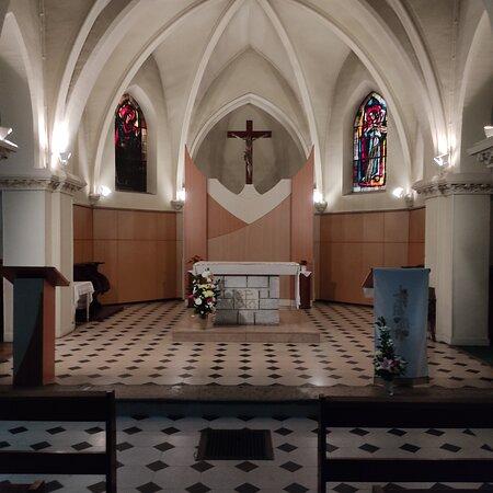 Église Saint Philippe Saint Jacques