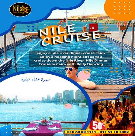 نايل كروز 5 نجوم ✆ 01065305936  سهرة عشاء نيلية | الرحلات النيلية 2021 | حجز رحلات نيلية بالقاهرة 2021 | اسعار الرحلات النيلية المتحركة 2021 | اسعار المراكب النيلية المتحركة 2021 | افضل البواخر النيلية بالقاهرة 2021 | عروض مراكب نيلية 2021 | باخرة نايل كروز المراكب النيلية المتحركة| برنامج فنى لمدة 3 ساعات 2021 | حجز عشاء على النيل | حجز البواخر النيلية المتحركة 2021 | البواخر النيلية المتحركة | رحلة نيلية مع العشاء علي النيل | حجز المراكب النيلية للعشاء | الباخرة نايل كروز | المراكب النيلية ال