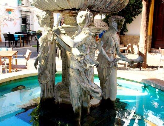 Open-air Statue Museum Of Estepona