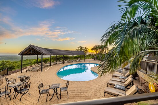 Experience incredible sunrises and views of our Reserve to the East and North from our pool facing rooms.
