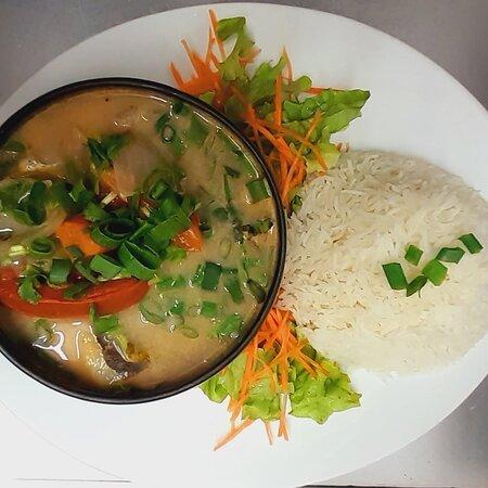 Cuisine thaïlandais traditionnelle