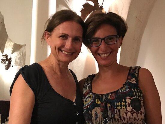 RISTORANTE E ALESSIA ALL'ALTEZZA DELLE ASPETTATIVE